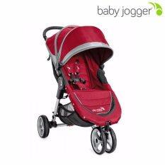 ขาย Baby Jogger รถเข็นเด็ก City Mini Crimson Gray ไทย ถูก