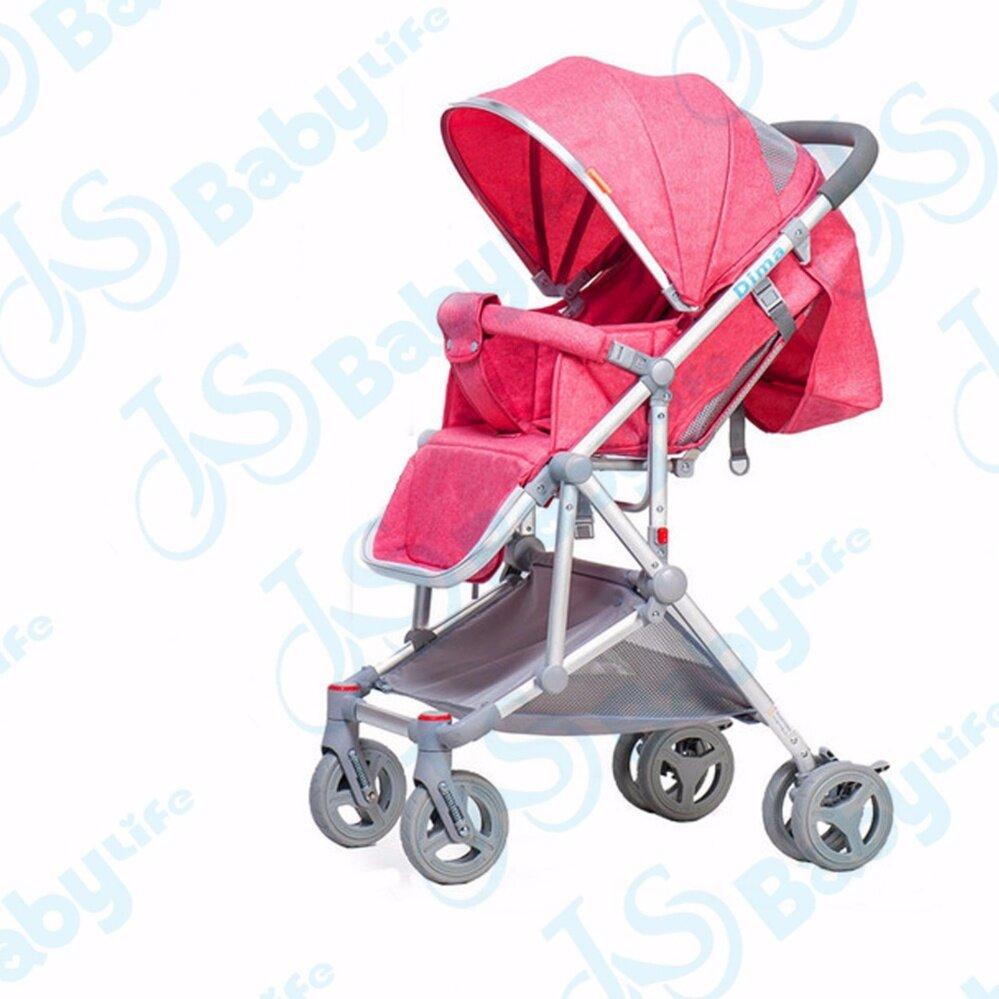 ข้อมูล  Baby Life  รถเข็นเด็กแบบใหม่ท่ออลูมิเนียม?ที่นั่งสูง  น้ำหนักเบา4.9กิโลกรัม สามารถนั่งและนอน ขนาดใหญ่ Baby Stroller 3-36เดือน รุ่น?DM-2198 ดีมั้ย