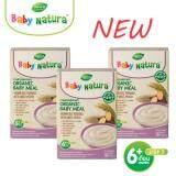 ขาย Baby Natura อาหารเสริมออร์แกนิกสำหรับทารกและเด็กเล็กอายุุ6เดือนถึง3ปี สูตรมันหวาน รุ่นแพค3 Baby Natura ผู้ค้าส่ง