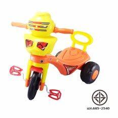 โปรโมชั่น Baby รถสามล้อเด็ก รถเด็ก ของเล่น จักรยานเด็ก รถจักยานสามล้อปั่น มีเสียงดนตรี
