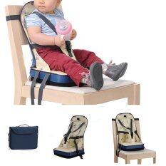ราคา เด็กๆปลอดภัยกันน้ำนั่งเก้าอี้เด็กเก้าอี้สูงผ้าฝ้ายออกซ์ฟอร์ดนมสีชมพู ใหม่ล่าสุด