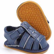 ขาย รองเท้าหัดเดิน พื้นยาง รองเท้าเด็กอ่อน รองเท้าเด็กพื้นผ้า Baby Shoe Prewalker ของใช้เด็กอ่อน รองเท้าทารก รองเท้าเด็กเล็ก รองเท้าบูทเด็กอ่อน สีน้ำเงินกรม เป็นต้นฉบับ