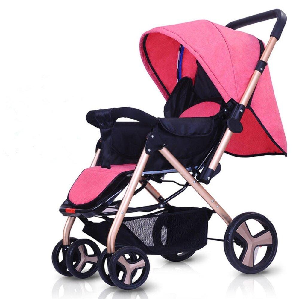 คูปอง ส่วนลด เมื่อซื้อ GOODBABY รถเข็นเด็กแบบนอน BabyMom Neolife - Goodbaby รถเข็นเด็ก รุ่น GB Smart พับได้มือเดียว น้ำหนักเบา พกพาสะดวก ของแท้ 100% พร้อมรับประกัน 1 ปี รับประกันการคือสินค้า