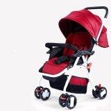 ซื้อ รถเข็นเด็ก Baby Stroller นั่งและนอนได้ ถูก ใน กรุงเทพมหานคร
