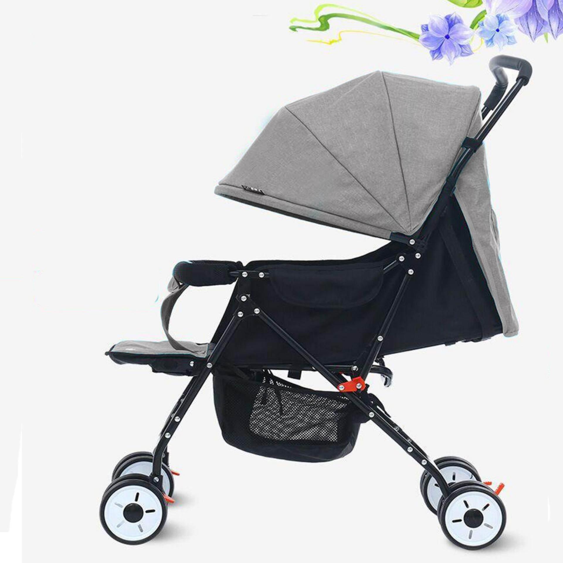 ของแท้และส่งฟรี GOODBABY รถเข็นเด็กแบบนอน BabyMom Neolife - Goodbaby รถเข็นเด็ก รุ่น GB Smart พับได้มือเดียว น้ำหนักเบา พกพาสะดวก ขายถูกที่สุดแล้ว