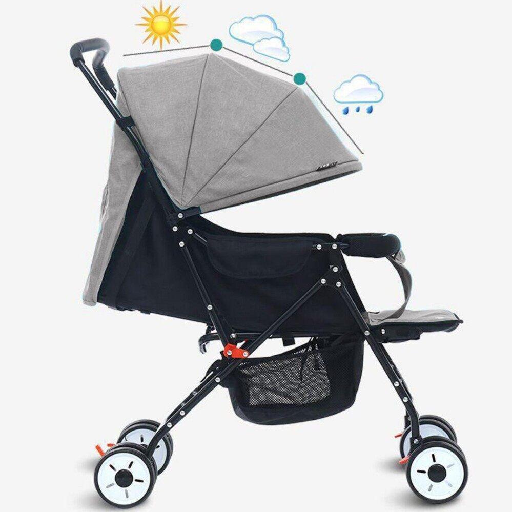 ลดส่งท้ายปี VAKIND อุปกรณ์เสริมรถเข็นเด็ก เด็กมุ้งกันยุงสำหรับรถเข็น ขนส่ง รถที่นั่ง กระเช้า อ่านรีวิว พันทิป