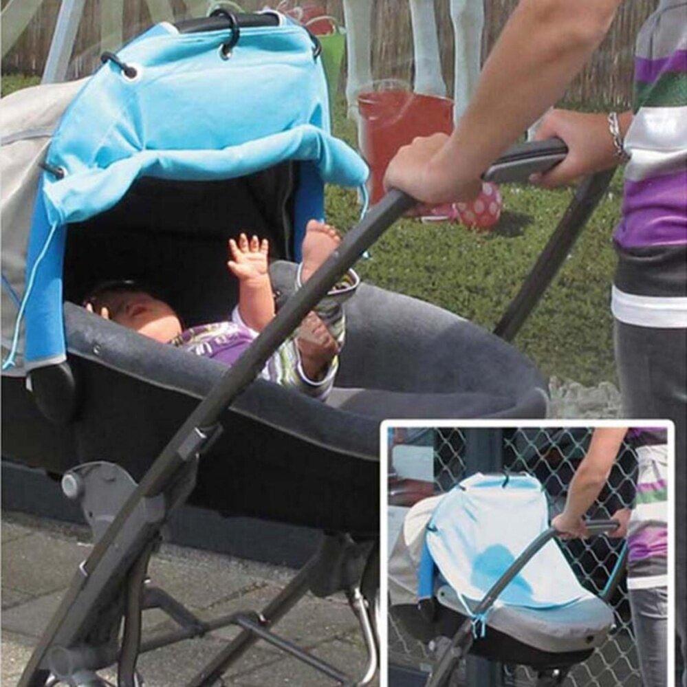 รีวิว VAKIND อุปกรณ์เสริมรถเข็นเด็ก รถเข็นเด็กทารก Multifunctional Universal เมคราเม่ชนิดแขวน (Black) รีวิวดีที่สุด