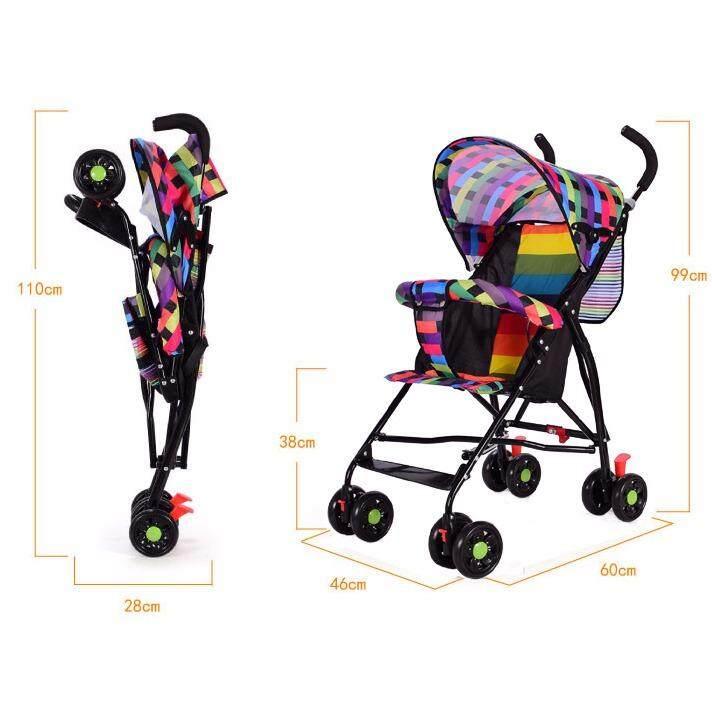Sale VAKIND อุปกรณ์เสริมรถเข็นเด็ก เบาะรองนั่งเด็กในรถเข็น ผ้าคอตตอน (สีม่วง) ของดี ราคาถูก