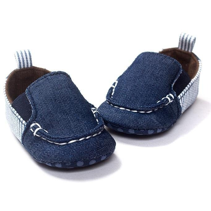 Baby Toddler Soft Sole Leather Shoes Infant Boy Girl Toddler Shoes