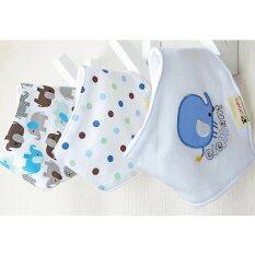 ขาย Baby Touch ผ้ากันเปื้อนเด็ก เซตเบสิค 3 ผืน ลายช้าง กรุงเทพมหานคร ถูก