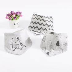 ขาย ซื้อ Baby Touch ผ้ากันเปื้อนเด็ก เซตเซเลบ 3 ผืน ลายก็อตจิ