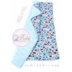 ขาย Babyandsweetmom ผ้าห่มหนูน้อย Blanket สีฟ้าลายรถ ออนไลน์ ใน กรุงเทพมหานคร