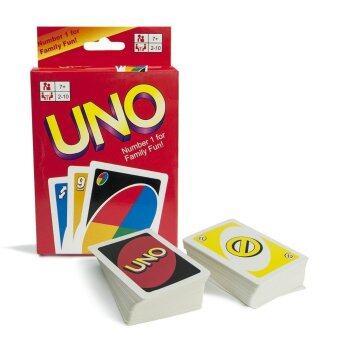 BaByBlue Toy การ์ดอูโน่ (UNO)