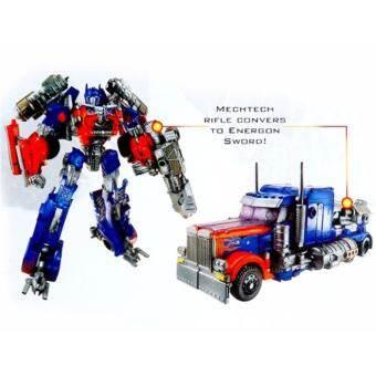 Babyblue toy หุ่นยนต์แปลงร่าง Optimas-