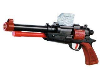 BaByBlue Toy ปืนสั้น ยิงกระสุนโฟม + กระสุนน้ำ