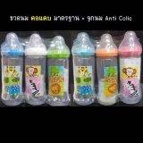 ส่วนลด Babykids95 ขวดนม 8 Oz พร้อมจุกนม Bpa Free คละลาย 6 ขวด H9 คอแคบ ทรงกว้าง Babykids95 ใน Thailand