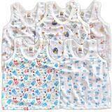 ราคา Babykids95 ชุดเด็กอ่อน เสื้อกล้าม ผ้ายืด Size 3 6 เดือน Cc 001 คละลาย 5 ตัว เป็นต้นฉบับ Babykids95