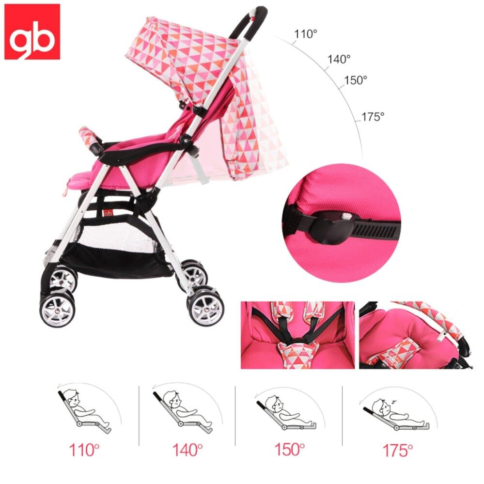 คูปอง ส่วนลด เมื่อซื้อ babylife รถเข็นเด็กแบบนอน Baby Life รถเข็นเด็กแบบใหม่2017?ที่นั่งสูง มีน้ำหนักเบา4.9กิโลกรัม สามารถนั่งและนอน ขนาดใหญ่ Baby Stroller 3-36เดือน รุ่น?DM-2198   +กระเป๋าสัมภาระคุณแม่ 2017 แบบใหม่ รีวิวดีที่สุด อันดับ1