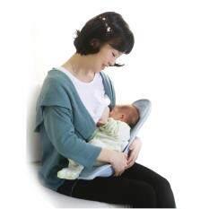 Babyqbabyที่อุ้มเด็ก-สีฟ้า นำเข้าจากประเทศเกาหลี