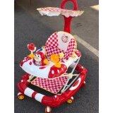 ซื้อ Babyshineรถหัดเดินหน้าแพนกวินรุ่นจัมโบ้มีเสียงเพลง มีที่เข็น ปรับเป็นม้าโยกได้ ออนไลน์