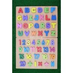 ขาย Babyshine บล๊อกAbc นับเลข ฝึกทักษะการเรียนรู้ Toy เป็นต้นฉบับ