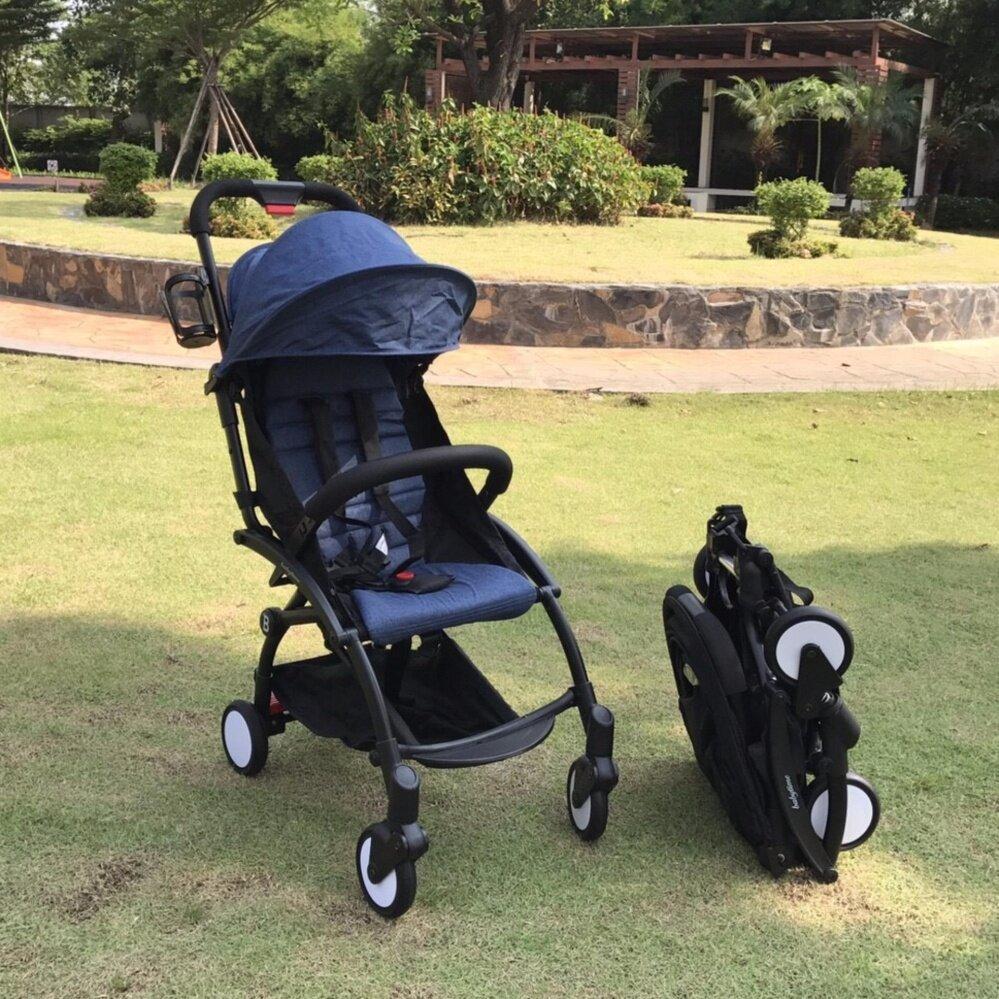 เว็บที่ขายถูกที่สุดอันดับที่ 1 Baby Say Hi รถเข็นเด็กแบบนอน รถเข็นเด็ก - สีฟ้า (แถมฟรี มุ้งคลุมรถเข็นเด็ก กันยุง กันแมลง) [Baby Say Hi] ของดีต้องบอกต่อ