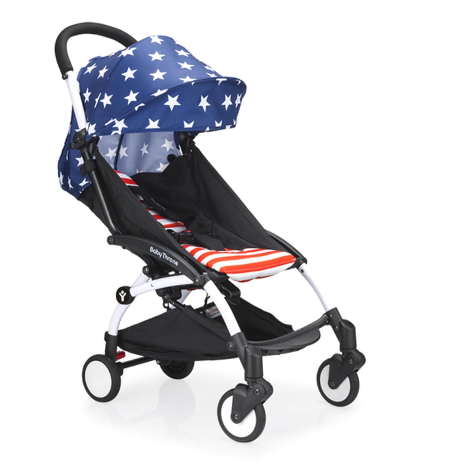 ขายถูกที่สุด Unbranded/Generic รถเข็นเด็กสามล้อ Baby Stroller Wisesonle A6 รถเข็นเด็กน้ำหนักเบา 4.8kg กางพับเก็บง่ายพกพาสะดวกโครงสร้างแข็งแรงเป็นพิเศษรับน้ำหนักได้ 25Kg. รูปทรงสีสันสวยงามน่าใช้ ช่องใส่ของขนาดใหญ่ด้านล่าง สีแดง 1 ชิ้น รีวิวดีที่สุด