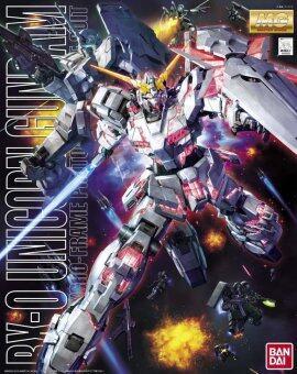 Bandai 1/100 Master Grade Unicorn Gundam