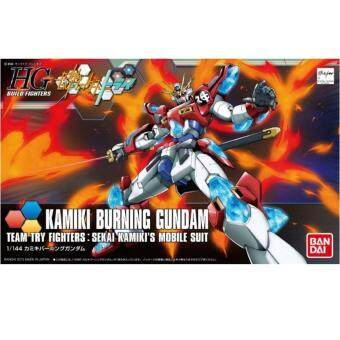 Bandai 1/144 High Grade Kamiki Burning Gundam