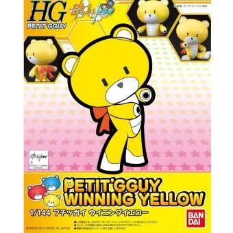 Bandai 1/144 High Grade Petitgguy Full Setรุ่นGundam