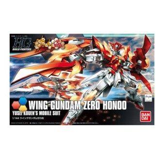 Bandai 1/144 High Grade Wing Gundam Zero Honoo