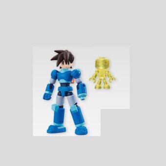Bandai ActionRockman ฟิกเกอร์ร็อคเเมน-Dash2 Rock Volt Koban