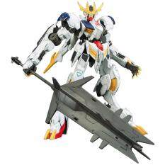 ราคา Bandai Gundam กันดั้ม High Grade 1 100 Full Mechanics Iron Blooded Orphans Gundam Barbatos Lupus Rex เป็นต้นฉบับ Bandai