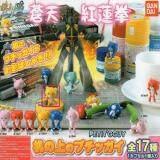 ส่วนลด สินค้า Bandai Gundam กันดั้ม Mini Figure Petit Gguy 04 Multicolor