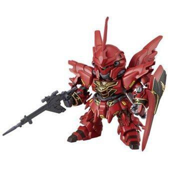 BANDAI Gundam กันดั้ม (SD) EX-STANDARD MSN-06S Sinanju
