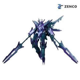 Bandai HGBF Transient Gundam Glacier 1/144