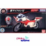 ซื้อ Bandai Mecha Collection Kamen Rider Series New Cyclone Bandai เป็นต้นฉบับ