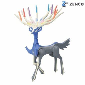 Bandai Pokemon Plastic Model Collection Select Series Xerneas