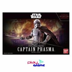 ขาย Bandai Star Wars 1 12 Captain Phasma Plastic Model Kit ใหม่