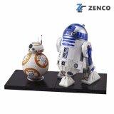 ราคา Bandai Star Wars Bb 8 R2 D2 1 12 เป็นต้นฉบับ Bandai