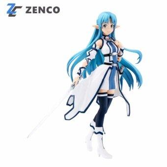 Banpresto Sword Art Online Ordinal Scale Asuna Undine White Ver
