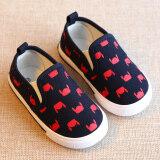 ซื้อ ขี้เกียจเด็กชายและเด็กหญิงทารกรองเท้าเด็กรองเท้าผ้าใบ ฮ่องกง