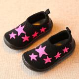 ขาย ทารกด้านล่างนุ่มเด็กชายรองเท้าสาวทารกเด็กวัยหัดเดิน Unbranded Generic เป็นต้นฉบับ