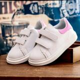 ขาย สาวเด็กชายฤดูใบไม้ผลิใหม่รองเท้ากีฬารองเท้าสีขาว ผู้ค้าส่ง
