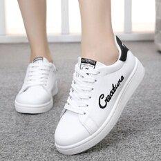 กีฬารองเท้าใหญ่บริสุทธิ์รองเท้าสีขาวระบายอากาศกันน้ำ ฮ่องกง