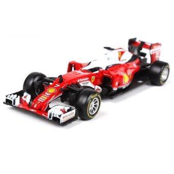 BBurago 1:43 F1 -Racing SF16-H #7 Kimi Raikko die-cast model cars - intl