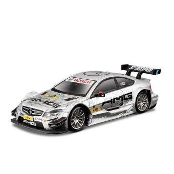 Bburago 1:32 AMG C-Coupe #5 Jamie Green Racing Diecasts model car - Int'L