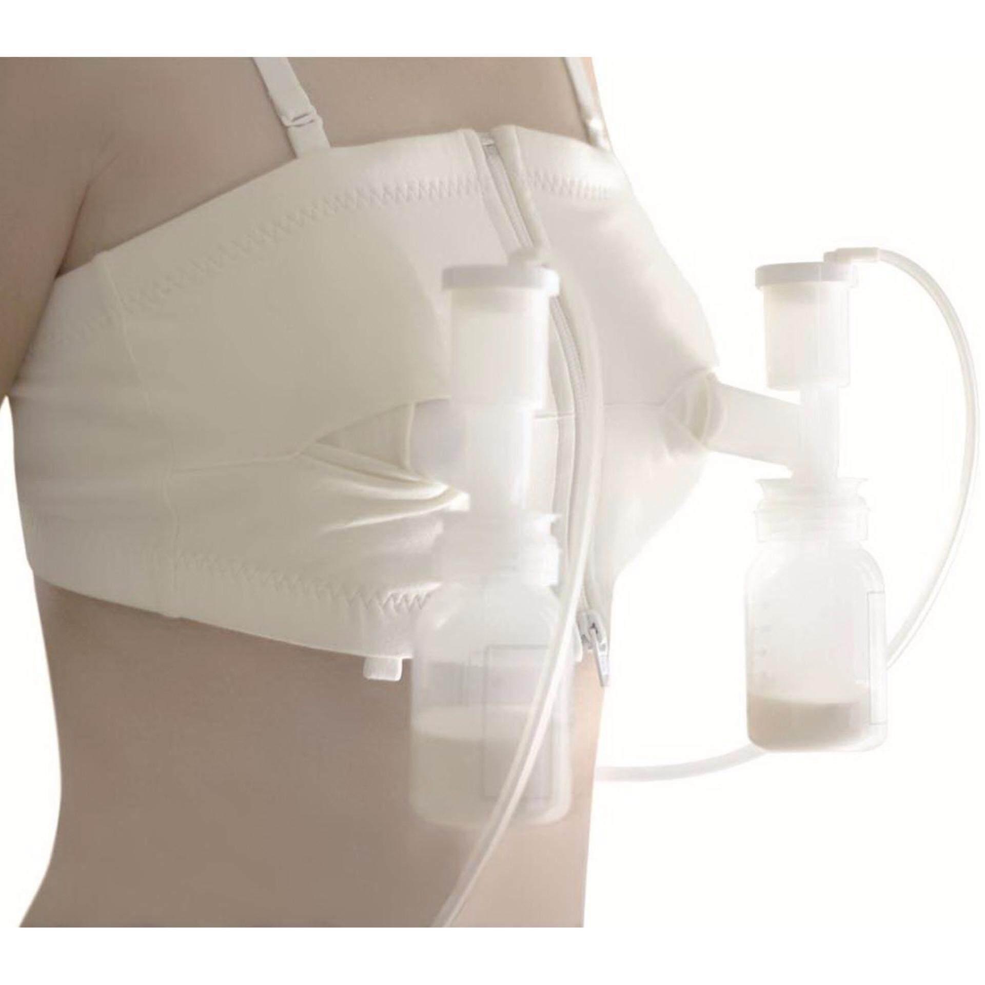 ซื้อที่ไหน Beanie Nap บราปั๊มนม Breast Pump Bra ชุดชั้นในปั๊มนม เสื้อในปั๊มนม เสื้อชั้นในปั๊มนม | Babyfirst