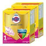 ส่วนลด Bebe นมผงตราเบบี 1 แอดวานซ์สตาร์ท 600 กรัม แพ็ค 2 กล่อง Bebe กรุงเทพมหานคร