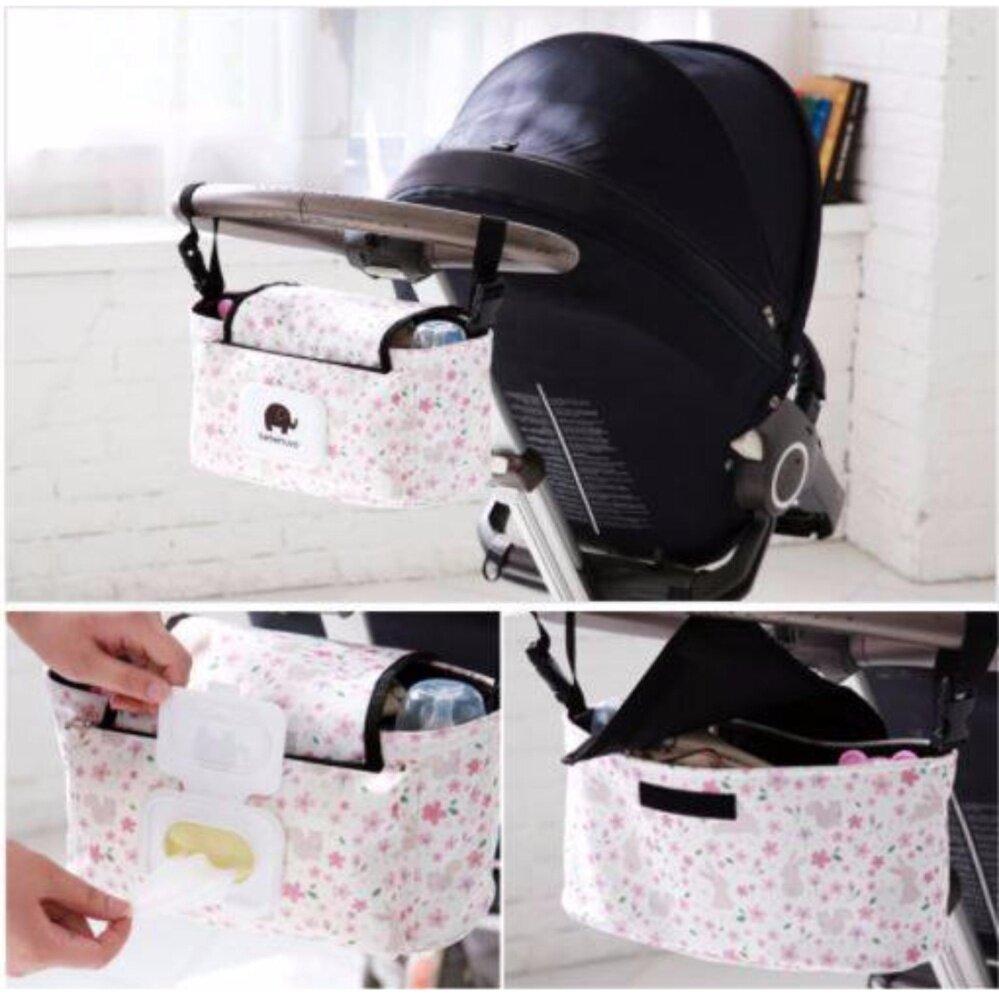 ใครรู้จัก  กระเป๋าจัดระเบียบแขวนรถเข็นเด็ก กระเป๋าเอนกประสงค์ อุปกรณ์เสริมรถเข็นเด็ก Bebenuvo ของแท้ดูอย่างไร